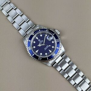 Tudor Prince Date Submariner 79190 Navy Blue - Great Condition - Fully Serviced