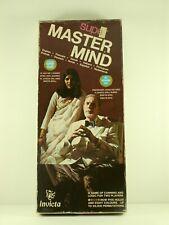 Invicta Vintage Original Master Mind Mastermind Strategy Game (1972) - Complete