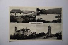 Postal Lüdenscheid con DHJ albergue de juventud para 1950