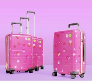 DRUNK ELEPHANT Trunk 5.0 2021 MONOS SUITCASE only -  Limited Edition Pink Floral