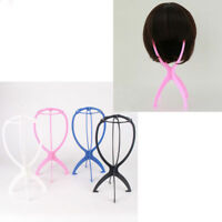 1-6 Pcs Wig Display Stand Mannequin Dummy Head Hat Cap Hair Holder Stable Tool