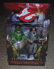 SDCC 2009 EXCLUSIVE GHOSTBUSTERS EGON SPENGLER WITH SLIMER MIB