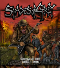 SHADES OF GREY - Sounds of War 1988 - 1991 (Technical Thrash Metal)