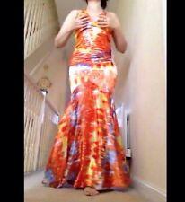 Morgan & co Maxi Dress Uk Size SMALL/ USA size XS