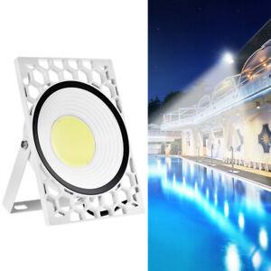 LED 50W 100W 150W 200W Flutlicht Fluter Scheinwerfer Außen Strahler IP65 Weiß DE