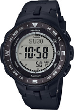 Casio G-Shock Pro-Trek PRG330-1 Solar Powered Digital Altimeter Compass Watch