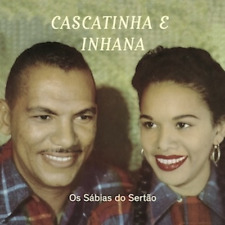 CASCATINHA E INHANA-OS SABIAS DO SERTAO-JAPAN CD F56