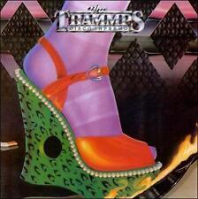 THE TRAMMPS DISCO INFERNO 1976 ATLANTIC LP VINYL Record