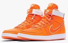 Back To The Future Doc. Brown Nike Vandal High Supreme Shoes Orange / Size:9 US