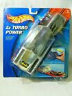 Hot Wheels 2x Turbo Power Launching Pad 1 Race Car New Factory Sealed 2005