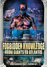 Forbidden Knowledge DVD New 2017 Region 2
