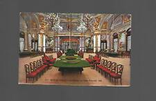 Monte Carlo - Casino - Interior - Henri Schmidt
