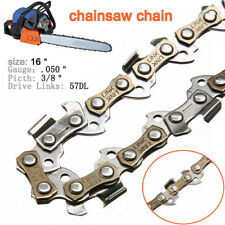 3/8'' Chainsaw Chain Replacement .050 Gauge 57Dl For Wg300 Wg303 Wg303.1 Wg304