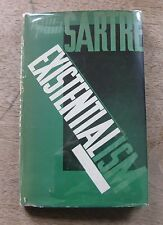 EXISTENTIALISM by Jean-Paul Sartre -1st/1st 1947 HCDJ -  philosophy - VG+