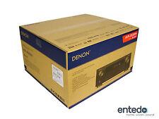DENON avr-x6300h 11.2 AV-RECEIVER AMPLIFICATORE Dolby Atmos HDCP 2.2 Nero Nuovo