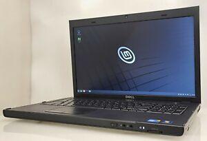Dell Vostro 3700   i3-350M (2.26 GHz)   250 GB HDD   4 GB RAM   Linux
