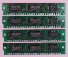 30 Pin 1MB FPM (256K x 4) Parity 256Kx9 5V M514256B-70 Memory RAM *TESTED*
