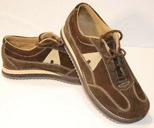 AirWalk Brown Corduroy Suede Sneakers with Rubber Soles Women's 11 - Look Great!