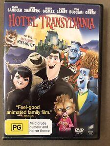Hotel Transylvania DVD (PG Rating)
