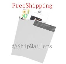 50 24X24 White Poly Mailer Self Sealing Shipping Envelopes Bags  2.35 Mil PM#9