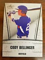 25 count lot Leaf Silver Draft 2017 CODY BELLINGER Rookies gem mint LA Dodgers