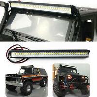 36LED Licht Dach Bar Light für 1/10 Traxxas TRX4 SCX10 90046 / Jeep Wrangler RC