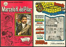 Phil National Bayaning Pilipino Illustrated Komiks MARCELO H. DEL PILAR Comics