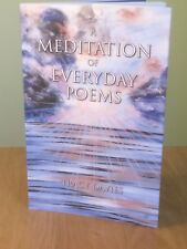 A Meditation of Everyday Poems - 1st collection of poems by Tracy Davies