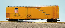 USA Trains G Scale 50' Mechnanical Reefer R16712 Union Pacific - Yellow/Silver