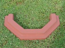 LARGE TREE RING BORDER EDGING CONCRETE CEMENT MOLD 5011 Moldcreations