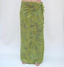 Sarong (SAL503P) Premium Qualität in Übergröße Pareo Sari Wandbehang Wickelrock