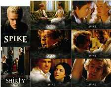 Spike The Complete Story Full 72 Card Base Set of Trading Cards from Inkworks