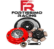 FORTISSIMRACING STAGE 3 CLUTCH & FLYWHEEL KIT RSX CIVIC SI K20A3 K20A2 K20Z1 K24