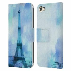 OFFICIAL LEBENSART PASTELS LEATHER BOOK WALLET CASE FOR APPLE iPOD TOUCH MP3