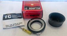 Sigma IC Adaptor for Nikon Pre AI F 2.8