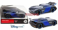 2017 Disney Store Cars 3 Die Cast Collector Display Case / Box Jackson Storm NEW