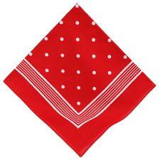 XXL-Nickituch Bandana Kopftuch Halstuch Punktemuster 100% Baumwolle, 32342932