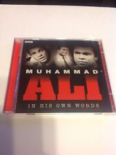 BBC Muhammad Ali In His Own Words - Two CD Set