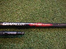 Grafalloy Prolite Fairway Stiff Graphite Shaft Adapter Ping G30/G400/G410