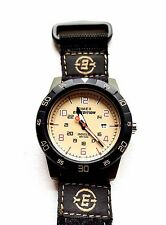Timex Expedition T49833 Men's Date & Canvas Fast Wrap Strap Watch BNIB No 3061