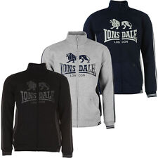 Lonsdale Herren Zipper Sweatjacke Gr. S M L XL 2XL 3XL 4XL Sweat Jacke Top neu