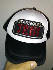 Custom Return of the Jedi Patch Trucker Foam Hat Snap Back One Size Fits All