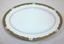 """ACCENT YOUR TABLE WITH THIS BEAUTIFUL VINTAGE WYNDHAM """"MONET"""" #418 PLATTER"""