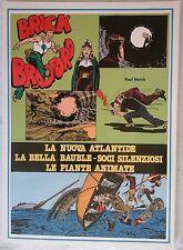 BRICK BRADFORD - LA NUOVA ATLANTIDE collana gertie daily 119 comic art 1981