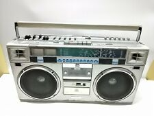 JVC RC-M70W Vintage BOOMBOX Stereo Cassette / GHETTO BLASTER