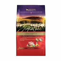 Zignature® Limited Ingredient Lamb Formula Dog Food 4 Lbs