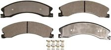 Disc Brake Pad Set-ProSolution Ceramic Brake Pads Rear Monroe GX1565A
