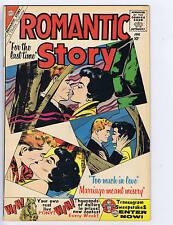 Romantic Story  #49 Charlton Pub 1960
