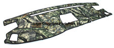 NEW Mossy Oak Treestand Camo Camouflage Dash Mat Cover / FOR 07-13 TUNDRA TRUCK