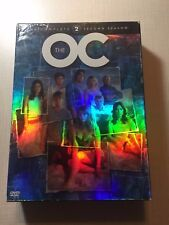 FOX THE OC: COMPLETE SEASON 2 DVD VIDEO TELEVISION SERIES 70477 WARNER BROS TV